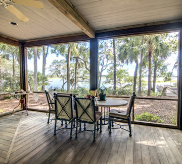 Your Porch Can Add Living Space If You Screen it in!